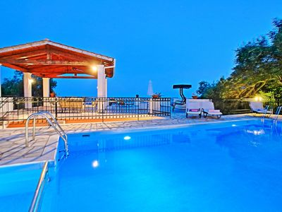 Photo for Villa Alexandros with Private Pool and roof terrace with stunning views