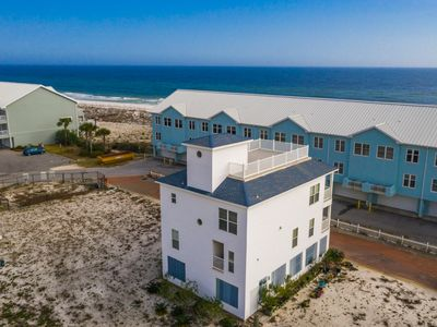 Photo for White Sands Cottage #529 - just steps from the beach!