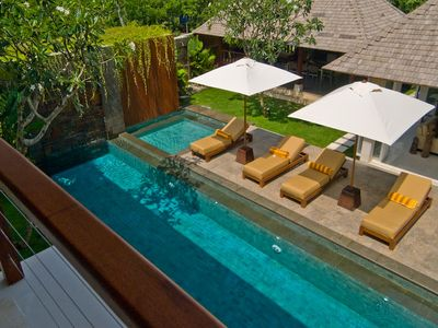 Photo for Book 3 Bedroom, stay in large 5 Bedroom Private Pool Villa, Relax!