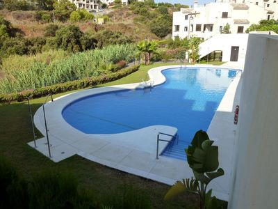 Photo for Two bedroom apartament near Selwo Park in Estepona