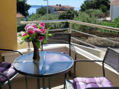 Photo for Apartment Andjelka (TGR147) in Trogir - 4 persons, 1 bedrooms