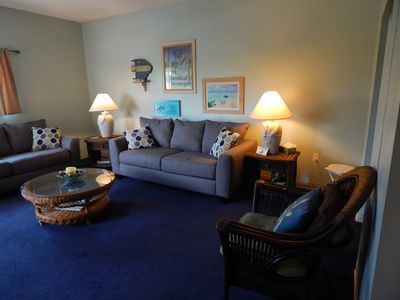 New Couches in Living room