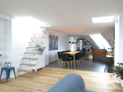 Photo for City Apartment in Copenhagen with 3 bedrooms sleeps 4