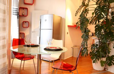 Photo for Hibiscus Apartment: cozy and bright near train station and center
