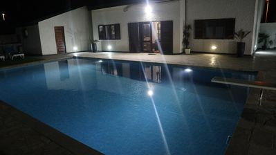 Photo for Villa with pool and garden