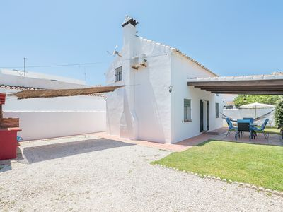 Photo for Spanish style holiday home - Casa Monte y Mar