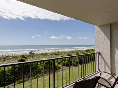 Photo for Oceanfront tastefully renovated condo with pool and tennis courts