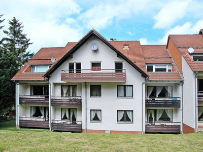 Photo for Apartment Wanderfreund (HAK100) in Hahnenklee - 4 persons, 1 bedrooms