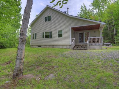 Photo for Trails End - Lovely 3 bedroom house on the eastern shore of Mooselookmeguntic