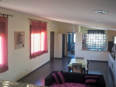 Photo for Rural Apartment, 4 people six km from the beach,