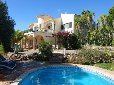 Photo for Detached villa with private swimming pool, just outside São Brás de Alportel.