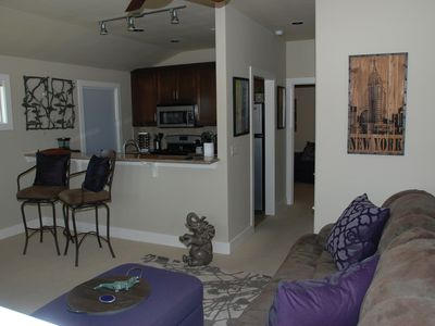 Photo for Perfect Pristine Apartment With All The Upscale Amenities