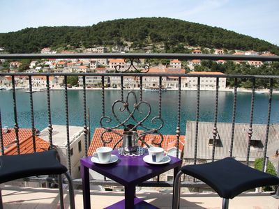 Photo for Apartment Branka  - Pucisca, Island Brac, Croatia