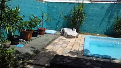 Photo for Excellent house with pool and close to the beach