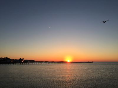 Photo for Beautiful Aransas Bay View!