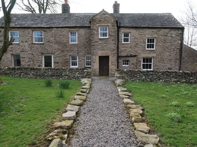 Photo for Bowderdale Foot - Beautiful rural farmhouse in open countryside, Sleeps 10