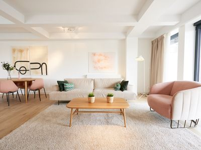 Photo for Bright & modern - minutes away from Grand Place