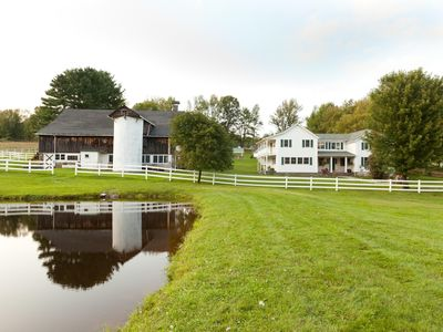 Photo for Elegantly Renovated Farm House