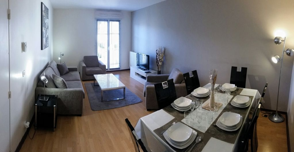Apartment in Chessy near DisneyLand Marne La vallée and Paris ...