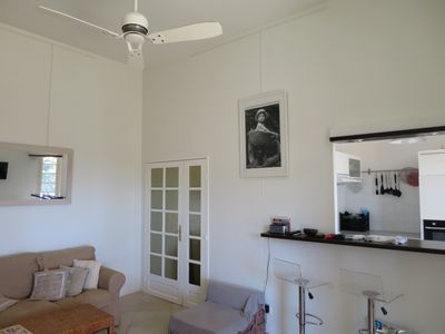 Photo for ideal 4 people, sea view in residence with pool and tennis