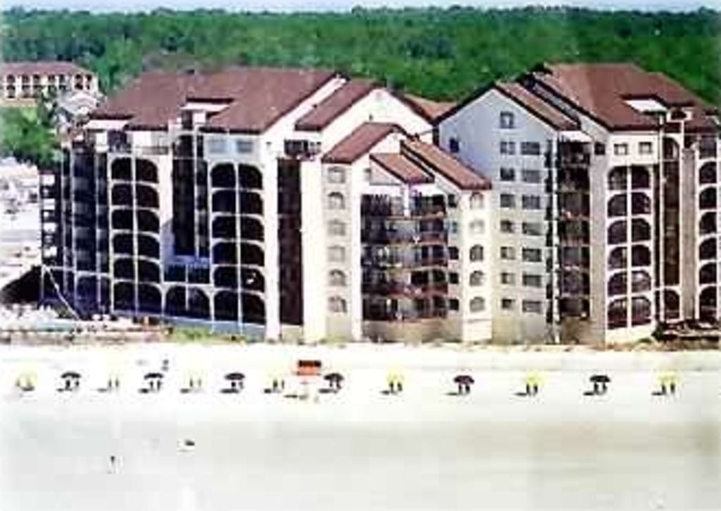 Oceanfront 1br Condo At Lands End Next To Nature Preserve Share Myrtle Beach