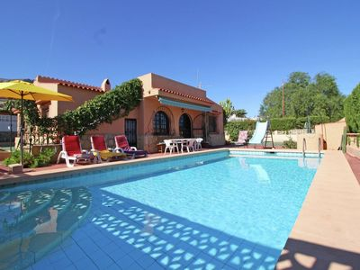 Photo for Villa in a nice location with swimming pool in Calpe great for families and friends