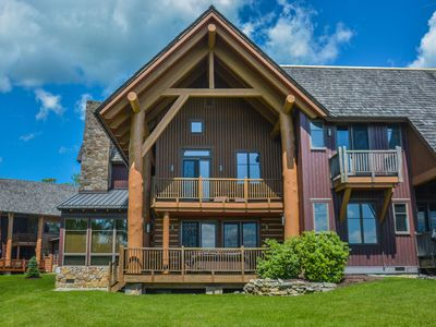 Photo for Magnificent Ski in/Ski out mountain home with all of the amenities!
