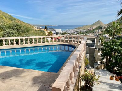 Photo for Stunning Views from the Best Deal in Prestigious Pedregal Cabo San Lucas