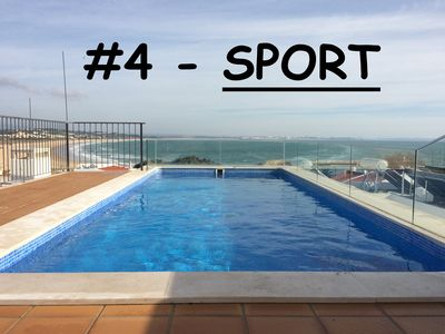 Photo for HENRI'S APARTMENTS - 4 (Sport) - The best in Lagos!