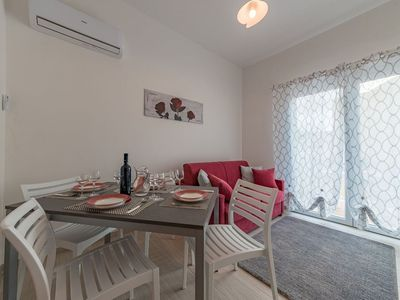 Photo for I Tre Golfi Blu Mare trilo with balcony and pool Apartment