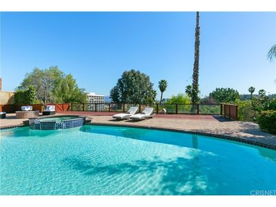 Photo for Encino Hills Home with Pool and Panoramic View