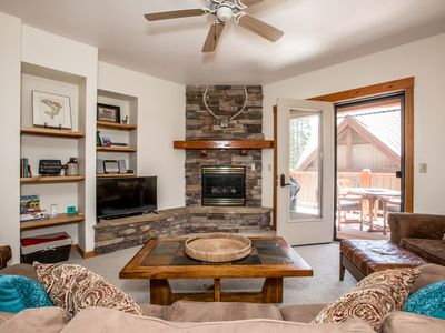 Photo for Spacious Updated Luxury Condo at Whitefish Mountain Resort.  Summer & Winter fun