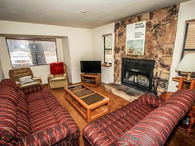 Photo for Apartment 1.2 km from the center of Big Bear Lake with Parking, Washing machine, Balcony (983726)