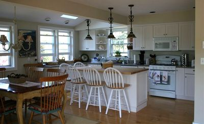 Photo for 6 Bedroom Nantucket Surfside Home - Sleeps 12+! Close to beach