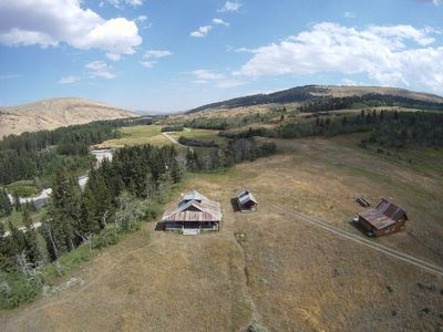 Photo for 3BR Cabin Vacation Rental in McLeod, Montana