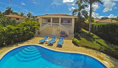 Photo for 3BD guest-friendly villa with private pool near Sosua clubs/restaurants