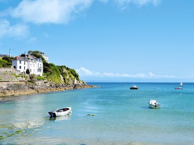 Photo for 1 bedroom accommodation in Portmellon, near Mevagissey