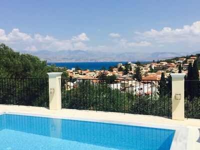 Photo for Villa With Private Pool And Beautiful Sea Views - easy walk to centre
