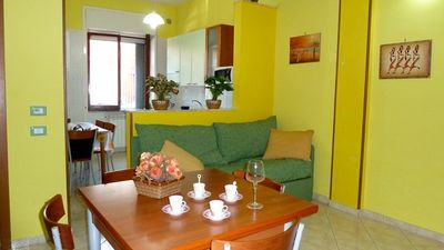 Photo for 2 Bedrooms for rating cotè Amalfi, Salerno, Pompeii, Paestum, Naples ....