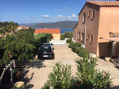 Great Sea View Villa - Private parking - Close to City Centre and Beaches