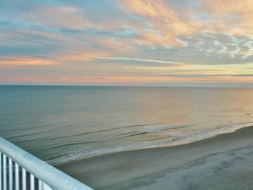 View East Coast Sunrises from this Sands Ocean Club Condo, Full Kitchen sleep
