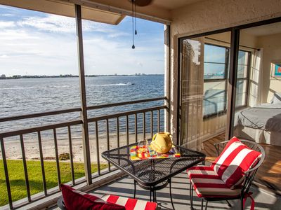 Photo for October Special! Amazing water views! Near beaches, big pool & spa!
