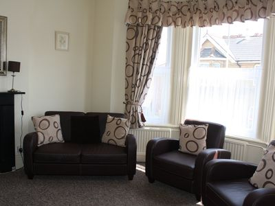 Photo for Alexandra apartment accommodates up to 4 persons, 10 minutes walk to beach,