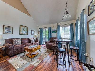 Photo for NEW LISTING! Family-friendly condo w/ shared indoor/outdoor pools and hot tub!