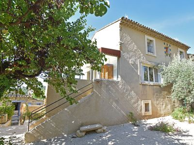 Photo for Gorgeous Villa in Malaucène with a River Near