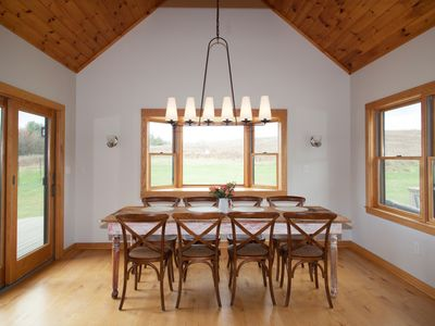 Photo for Rustic Chic near Hudson on 15 acres