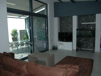 Photo for **New** Renaissance 2 - Modern House at the center of Chania