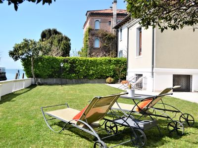 Photo for Villa Une with garden, the perfect place for your holidays in Venice!