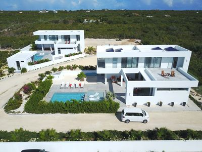 Photo for Unique Villa Estate on Providenciales - Much more than Villas, see why