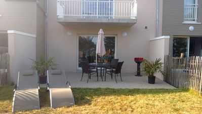 Photo for 1BR Apartment Vacation Rental in Barneville-Carteret, Normandie